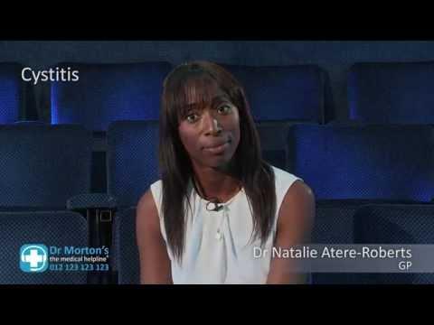 Cystitis symptoms