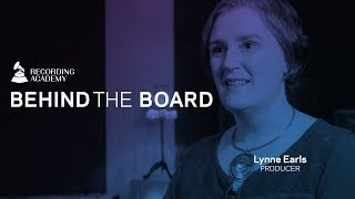 Producer/Engineer Lynne Earls Talks Instinctual Music-Making & Collaboration | Behind The Board