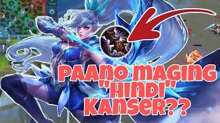 """Paano Maging """"hindi"""" Kanser Sa Mobile Legends   Marksman Tips & Tricks 101 - Miya Gameplay By Batute"""