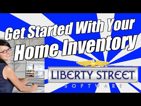 Getting Started On Your Home Inventory Using Your Computer