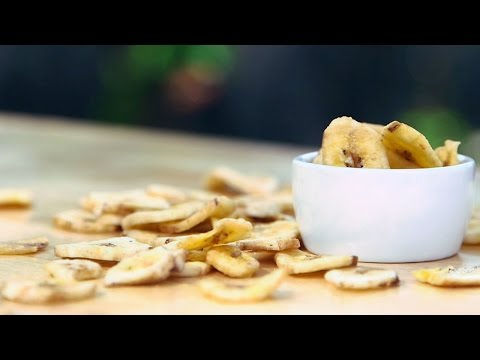 Are banana chips a healthy snack? | Herbalife Healthy Eating Advice
