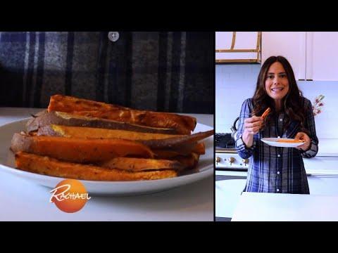 How to Make Sweet Potato Fries | Rachael Ray Show