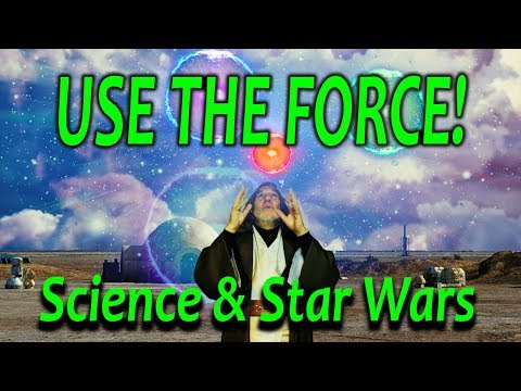 Jedi Master Bruce Lipton - Balancing The Force - Star Wars, Polarity & Holism