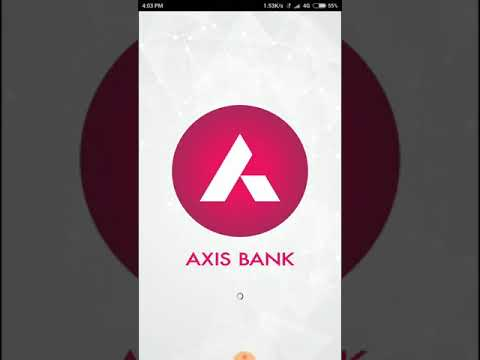 AXIS BANK | FORGOT DEBITCARD DETAILS