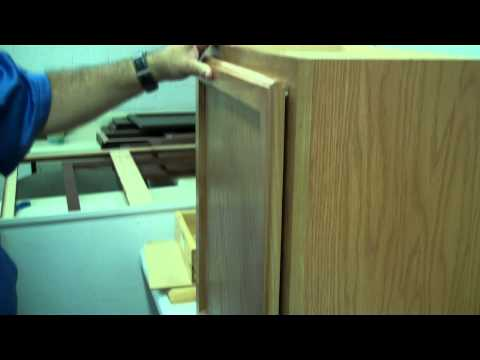 How to adjust a twisted or warped door.mp4