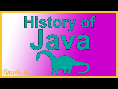 History of the Java and Programming Langage Rank by Usage - Appficial