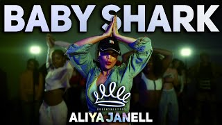 Baby Shark *Trapped Out*   @remixgodsuede   Aliya Janell Choreography   Queens N Lettos