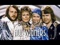 Eurovision All Winners 1956 2018