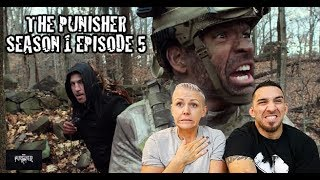 Marvel's The Punisher Season 1 Episode 12 (1x12) 'Home' Reaction