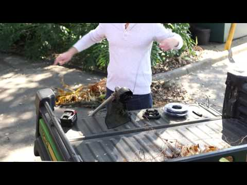 Milwaukee® M18 FUEL™ String Trimmer: Line Replacement Tutorial