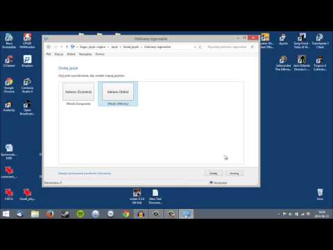 How to change language in Windows 8.1 (Step by step) - tutorial