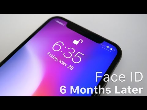 Face ID - Over 6 Months Later