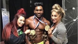 How can he get IFBB pro card without US passport ??