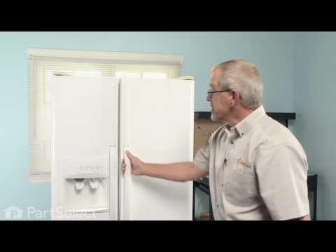 Refrigerator Maintenance - Replacing the Water Filter (Frigidaire Part# WF1CB)
