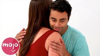 Top 10 Most Awkward Reality TV Moments