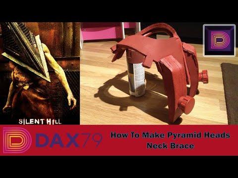 How to make Pyramid Heads Neck Brace