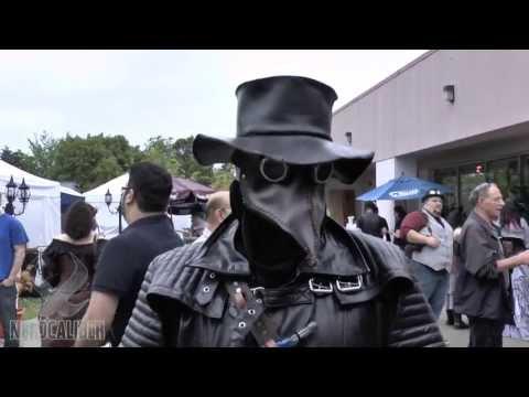The Plague Doctor - Steampunk World's Fair 2013