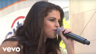Selena Gomez - Good For You (Citi Concert Today Show)