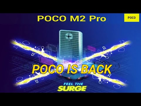 POCO IS Back POCO M2 Pro Full Detail And specification | In Tamil |