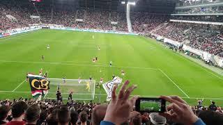 Magyarország 2 - 1 Horvátország, Pátkai Máté gólja