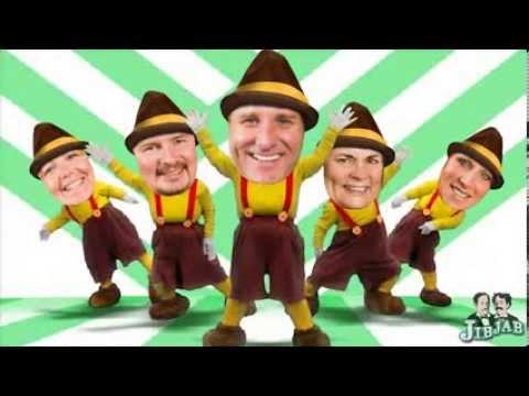 JibJab Christmas- Elf Dance