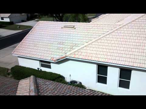 Sunfire Roof Cleaning - Orlando and Tampa's Tile Roofs