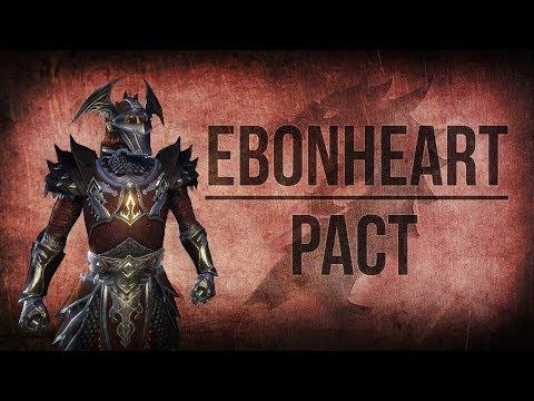 ESO Ebonheart Pact Motif - Armor&Weapon Showcase - Ebonheart Pact Style - The Elder Scrolls Online