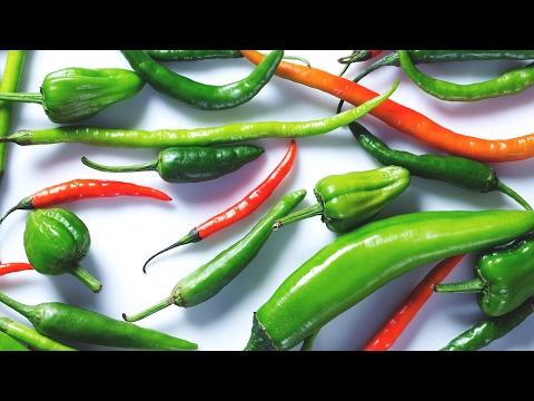 Chilli Hacks | Reduce Burning Sensation & Avoid Chilli Burn