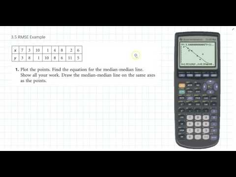 1.8 Supplement - RMSE
