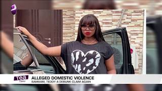 Bam Bam and Teddy A Debunk Domestic Violence Claims Again