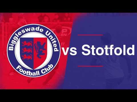 Biggleswade United vs Stotfold | Highlights | Game 8