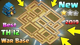 NEW TH11 WAR BASE 2018Layout Anti 2 Star With Replay Anti