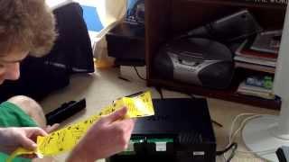 Cyberpower 1500PFCLCD failure code F02 - PakVim net HD