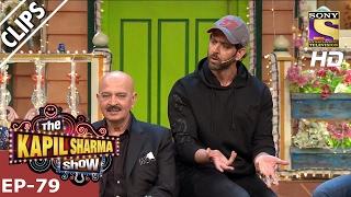 Kapil asks Rakesh Roshan about his loving son Hrithik Roshan – The Kapil Sharma Show - 4th Feb 2017