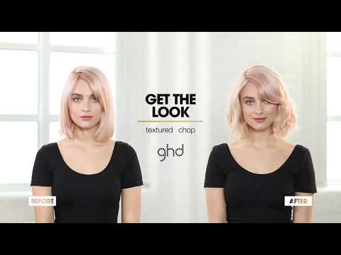 How To | The Textured Bob: Easy 'S' Bend Waves for Short Hair