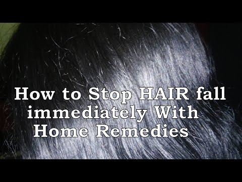 how to stop hair fall immediately home remedies | tips to stop hair fall | TimesNow BreakingNews