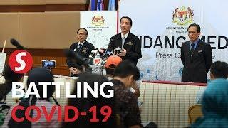 Health DG: New cluster detected at Bukit Jalil immigration depot