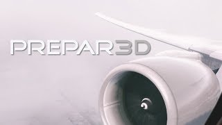 P3Dv4 2] NEW QualityWings 787 Landing at ORBX Dubrovnik