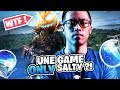 UNE GAME ONLY SALTY SUR FORTNITE BATTLE ROYALE WTF