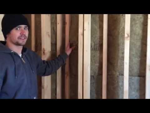 Komfort Insulation Ltd, Sound proof party walls (Video 4)