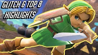Glitch 6 Top 8 Highlights ft. MKLeo, Tweek, Nairo, and More!