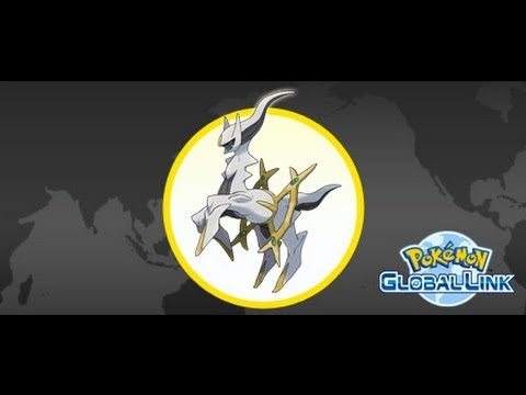 How to Befriend FREE lv 100 ARCEUS from Pokemon PGL Dream World