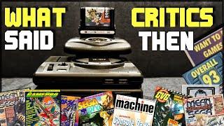 Mega Drive / Genesis Mini Games | Nostalgia Nerd