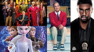 Thanksgiving Movie Preview: Knives Out, Frozen 2, 21 Bridges, A Beautiful Day | Extra Butter