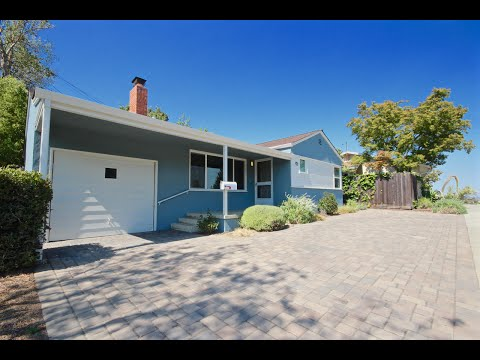San Carlos house for Rent   1046 Lupin Way