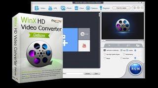WinX HD Video Converter Deluxe 5 12 0 295 Crack - License