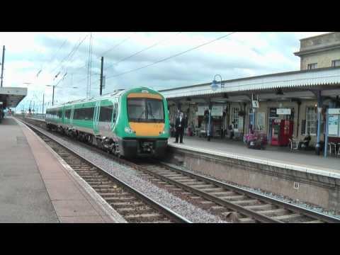 170117 on 1M92, 14:25, Stansted Airport - Birmingham New Street