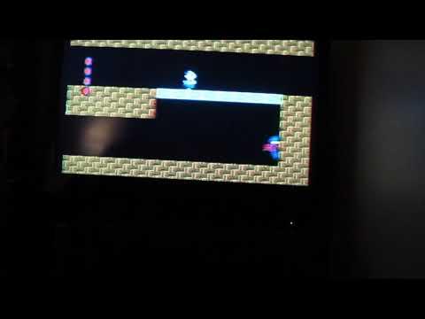 Super Mario Bros. 2 (NES) World 3-2 Shortcut/Alternate Route