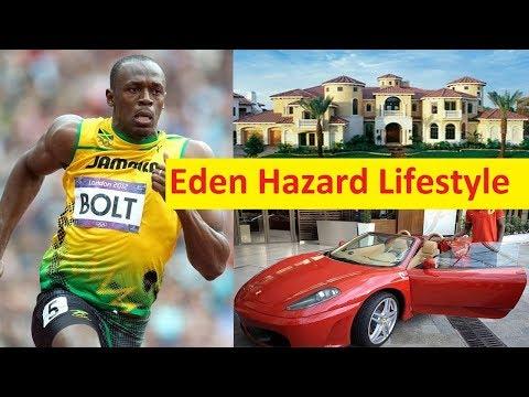 Eden Hazard Net Worth, Cars House and Luxurious Lifestyle