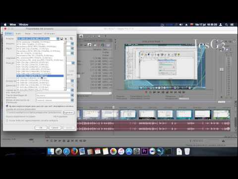 Sony Vegas Pro11 Primeros Pasos_Propiedades y Configuración Mac OS P2